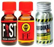 FIST PARTY * 2X25ML, 1X30ML UK